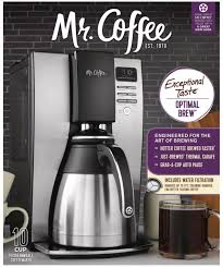 Find amazing products in carafes, pitchers and tumblers' today   mr. Mr Coffee Optimal Brew 10 Cup Programmable Maker Thermal Carafe Stain Pricetronic