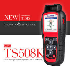 <b>Autel</b> TS508K Premium TPMS Service Tool Activate Tire Pressure ...