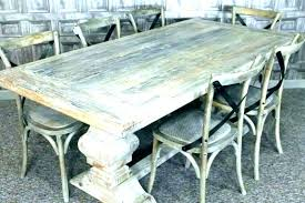 distressed table distressed dining table distressed wood dining table distressed intended for round distressed dining table