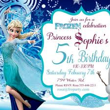 elsa birthday invitations elsa birthday invitations elsa birthday invitations for simple