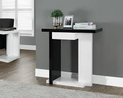black hallway furniture. Best Hall Table White With Black Console Image Of Picture On Fabulous Hallway Furniture