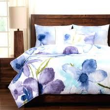 painted petals duvet set sis covers bedding