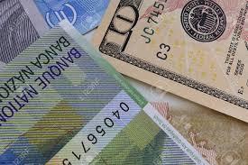 Immagini Stock - Euro Astratto Del Dollaro E Priorità Bassa Del Franco  Svizzero Image 81994146.