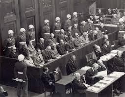 Resultado de imagen de juicios de Núremberg