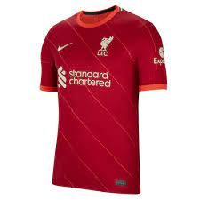 Liverpool Home Jersey 2021/22 (Nike) DB2560-688