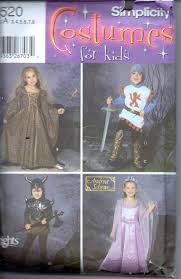 Halloween Costume Sewing Patterns Amazing Design Ideas