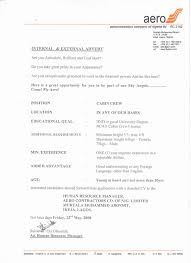 Cabinrewover Letterhoice Image Sample Job Description Template Jd
