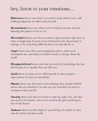 Quotes About Feeling Bad About Yourself Best of Emotions Healing And Love Pinterest Mental Health Psychology