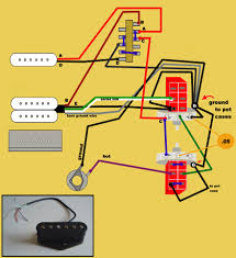 telecaster wiring diagram push pull images fender american elite coil cutting a telecaster a g b stacked humbucker two push pull