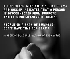 This Is Why I Try To Avoid Negativity And Drama Online Or In The