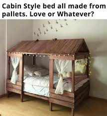 Build A Princess Bed Love This Idea For A Toddler Bed Looks Simple Enough To Make As A