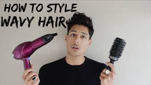 Mens Wavy Hair Style how to manage mens wavy hair mens hairstyle fail youtube 6861 by wearticles.com