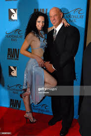 Rod Fontana and his wife Liza Harper arrive at the Adult Video ...