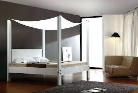 black wood canopy bed – ukidding.me