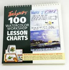 Tom Lynch 100 Watercolor Workshop Lesson Charts Tom Lynchs 100 Watercolor Workshop Lesson Charts By Tom Lynch 2002 Hardcover