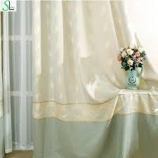 Light Blue Curtains Living Room Blue Linen Curtains Promotion Shop For Promotional Blue Linen