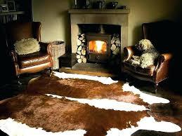 animal hide rugs zebra cowhide rug cow skin uk
