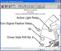 2001 toyota avalon wiring diagram wiring diagram for car engine toyota solara 2000 radio fuse location moreover camry solara 4 cylinder engine diagram furthermore toyota ta