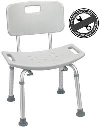 medical tool free spa bathtub adjule shower chair seat bench with removable back