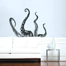 wall border decal tentacle wall decal octopus wall art octopus tentacles wall art decal wall decals  on wall art decals borders with wall border decal rose flower wall border decals modern wall art