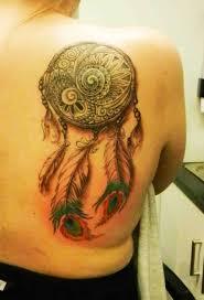 Aztec Dream Catcher Tattoo dream catcher tattoo Secret Ink Tattoo 7