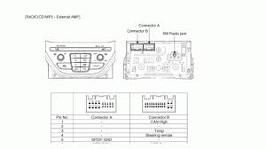 hyundai i30 head unit wiring diagram wiring diagram 2004 hyundai santa fe radio wiring get image about
