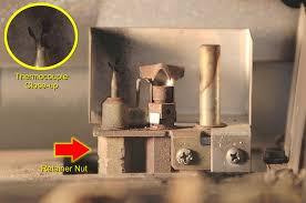 thermocouple nut problem w gas fireplace doityourself com thermocouple nut problem w gas fireplace