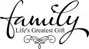 Family Life Quotes Unique Family Quotes Vinyl Wall Decals Family Life's Greatest Gift