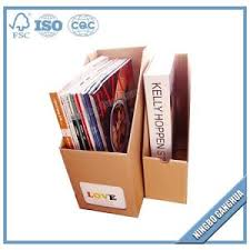 Cardboard Magazine Holder China Recycle Cardboard Brochure Kraft Magazine Holder China 47