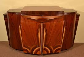art deco 1920s style rosewood drinks cabinet bar art deco furniture style art