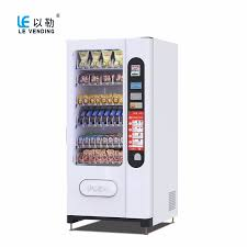 Vending Machine Supplier Cool Snack And Cold Drink Vending Machine Supplier View Snack And Cold