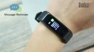 <b>ID115 Plus 0.96</b> inch Smart Bracelet - GearBest.com - YouTube
