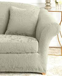 sure fit stretch suede sofa slipcover piece sofa slipcover furniture slipcovers amazing 2 piece sofa slipcover
