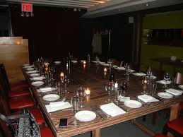 Nyc Restaurants With Private Dining Rooms Simple Inspiration