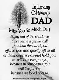 Miss You So Much Dad Heavens Garden Amazing Missing Love Memories Images