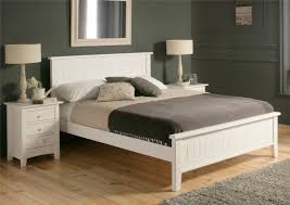 new england  wooden bed frame  painted wood  wooden beds  beds