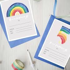 Regenbogen bilder bei ohmyprints.com bestellen große auswahl qualitätsgarantiesehr gut bewertet kostenlose.regenbogen bilder & poster. Regenbogen Einladung Printable Frau Holle Studio