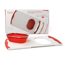 Sink With Cutting Board Amazoncom Over The Sink Cutting Board With Collapsible Colander