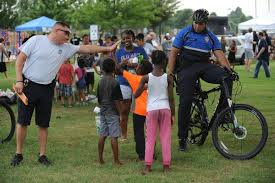 Springdale police National Night Out event draws thousands