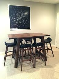 modern pub table. Contemporary Modern Pub Table Best Counter Height Ideas On Throughout Bar Sets Mo . Set