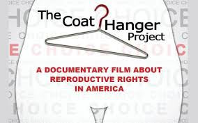 film showing: The Coat Hanger Project