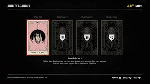 How Ability Cards Work In Red Dead Online Red Dead Redemption 2