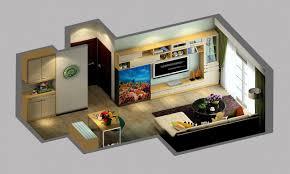 Small House Interior Design - Simple interior design for small house