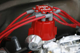 good to go msd s ready to run distributor for your conventional simply install the distributor in the engine connect three wires and the coil