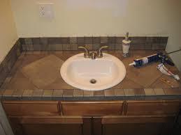 bathroom vanity tops sinks. unique vibrant idea diy bathroom countertop ideas latest posts luxury tiled vanity tops sinks