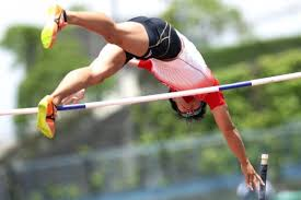 Pole Vaulter Brilliantly Uses Wiener To Clear Bar Stuff co nz
