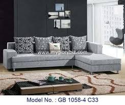 Corner living room furniture White Accent Chair Modern Elegant Corner Shape Sofa Set Furniture Modern Design Living Room Grey Sofa Modern Elegant Corner Shape Sofa Set Furnituremodern Design
