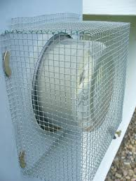 this is the cage stuck on the smart meter the magnets hold it firmly in place