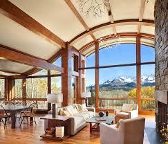 Mountain Cabin Decor Contemporary Mountain Home Interior Design Best Home Designs
