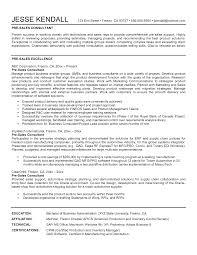 Resume Sample Best Management Consultant Resume Sample Leasing